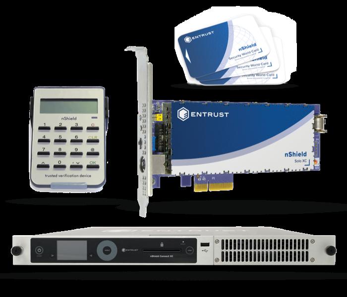 nShield Remote Administration